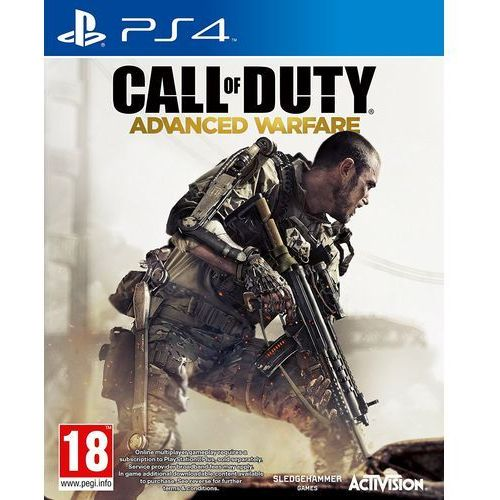 Call of Duty Advanced Warfare (PS4)