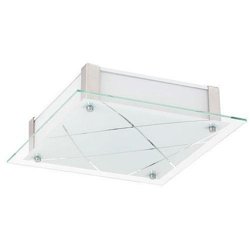 Plafon Rabalux Devin 3058 lampa sufitowa 1x36W LED biały / chrom (5998250330587)