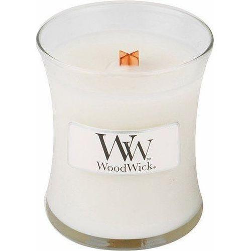 Świeca Core WoodWick Linen mała, 98135