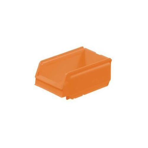 Otwarty pojemnik magazynowy z polipropylenu,dł. x szer. x wys. 170 x 105 x 75 mm, opak. 20 szt.