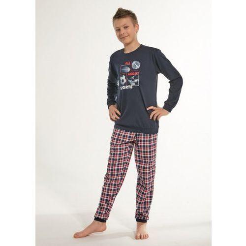 Cornette Young Boy 966/100 Sport 134-164 piżama chłopięca