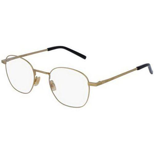 Okulary korekcyjne sl 128 003 marki Saint laurent