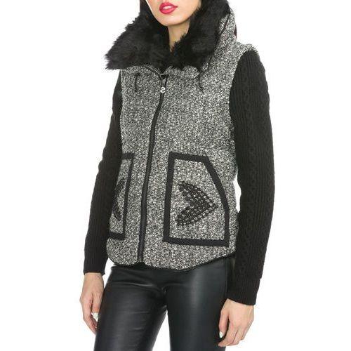 night jacket czarny 36, Desigual