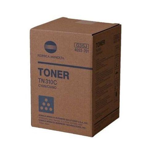 Konica-minolta Toner oryginalny tn-310c błękitny do km bizhub c450 p - darmowa dostawa w 24h