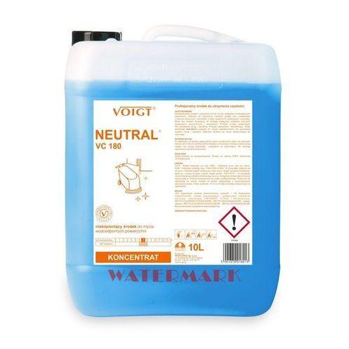 NEUTRAL 10l VC180 Voigt Profesjonalny płyn do mycia podłogi (5901370018013)
