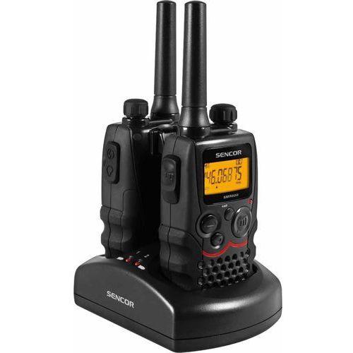 Sencor Krótkofalówka smr 600 walkie - talkie sencor - 30009967 darmowy odbiór w 20 miastach! (8590669097258)