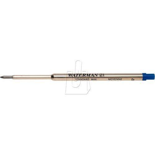 Wkład do długopisów niebieski F - WATERMAN OD 24,99zł DARMOWA DOSTAWA KIOSK RUCHU (3501179640167)