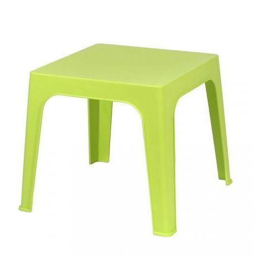 Resol Kwadratowy stolik dziecięcy z polipropylenu julieta