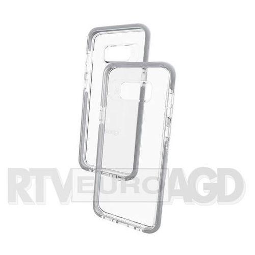 Gear4 Piccadilly Samsung Galaxy S8 (srebrny), kolor szary