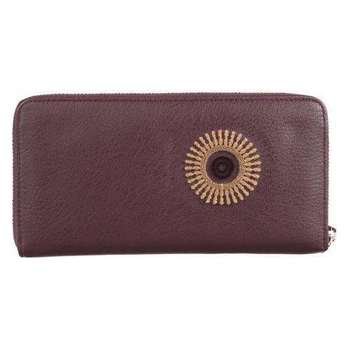 Desigual Fiona Rubi Wallet Fioletowy UNI (8434486197138)