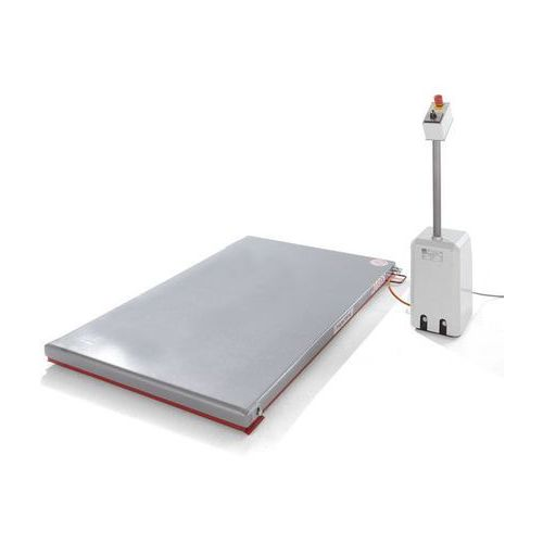 Płaski stół podnośny, seria G,nośność 1000 kg, zakres podnoszenia 80 - 850 mm
