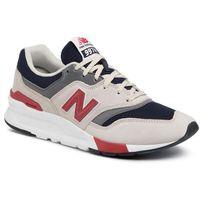 Sneakersy NEW BALANCE - CM997HEQ Beżowy Kolorowy, w 8 rozmiarach