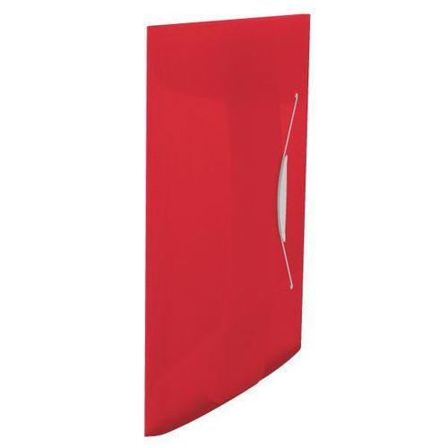 Esselte Teczka z gumką vivida 15 mm, czerwona 624042