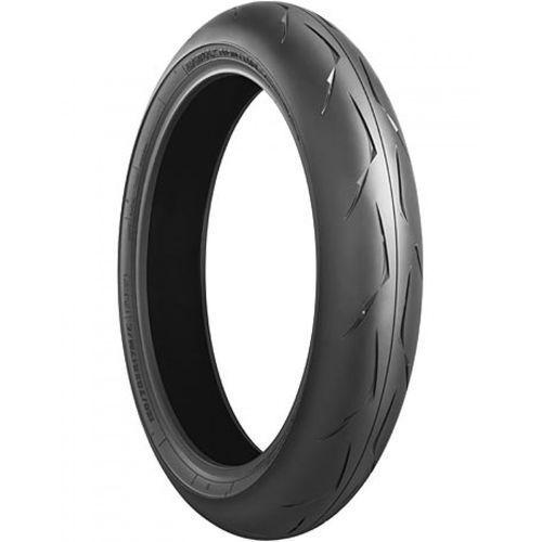 Bridgestone r10 f evo type 2 ( 120/70 zr17 tl (58w) m/c, rennreifen (mischung) medium, koło przednie ) (3286340693318)