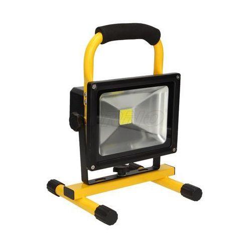 Naświetlacz Halogen Reflektor Lampa 7W z akumulatorem ORNO RORBOTIX