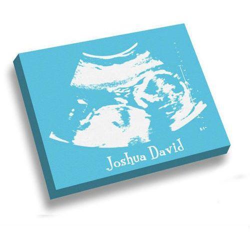 Fajna pamiątka ciąży lub prezent z okazji poczęcia dziecka