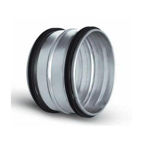 Elementy okrągłe z uszczelką Nypel - złączka nyplowa z uszczelką ocynkowana nsl dn 100