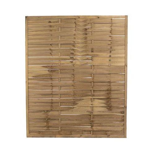 Płot tymczasowy 150x180 cm drewniany