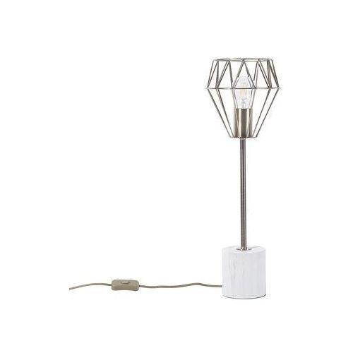 Lampa stołowa mosiężna MOONI duża (4260586358018)