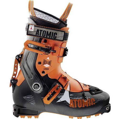 Buty narciarskie Backland Carbon Czarny/Pomarańczowa 26.5, kup u jednego z partnerów