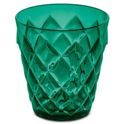 Szklanka CRYSTAL S - kolor szmaragdowy, 0,20 l, KOZIOL