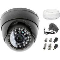 Monitoring: Kamera LV-AL25MD, Zasilacz, Przewód, Akcesoria, ZM8067