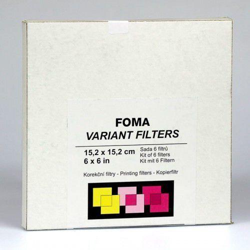 filtry variant 15,2x15,2/6szt. marki Foma