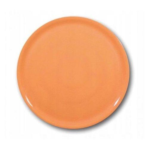 Fine dine Talerz do pizzy śr. 33 cm pomarańczowy speciale