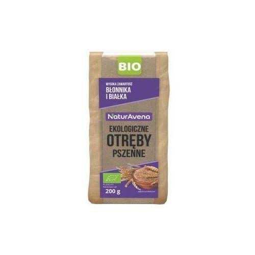 Bioavena 200g otręby pszenne bio (5908445474699)