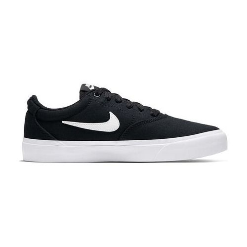 Nike Trampki sb charge canvas (gs) czarne