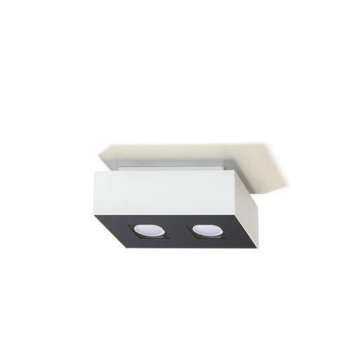 Oprawa sufitowa MONO 2 biały SL.0067- Sollux - Rabat w koszyku (5902622425696)