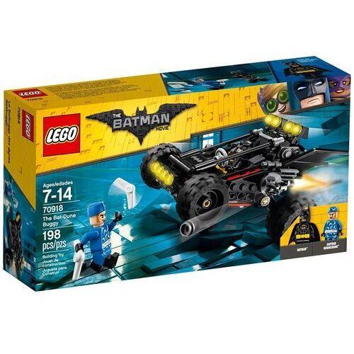 70918 ŁAZIK PIASKOWY BATMANA (The Bat-Dune Buggy) - KLOCKI LEGO BATMAN MOVIE rabat 1%