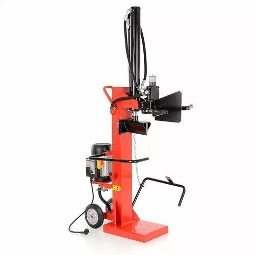 Hecht czechy Hecht 6110 łuparka do drewna hydrauliczna elektryczna pionowa rębak nacisk 10 ton
