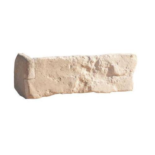 Akademia kamienia Narożnik betonowy pena sahara