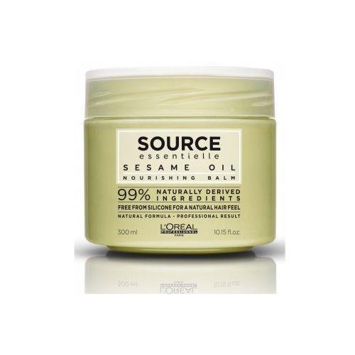 L'Oreal Source Essentielle Nourishing Balm nawilżająca maska do włosów suchych 300ml, E2649200_20180719180707
