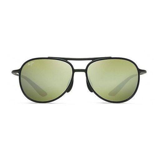Okulary słoneczne alelele bridge polarized ht438-2m marki Maui jim