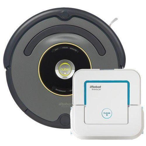 iRobot Roomba 651 + Braava JeT 240