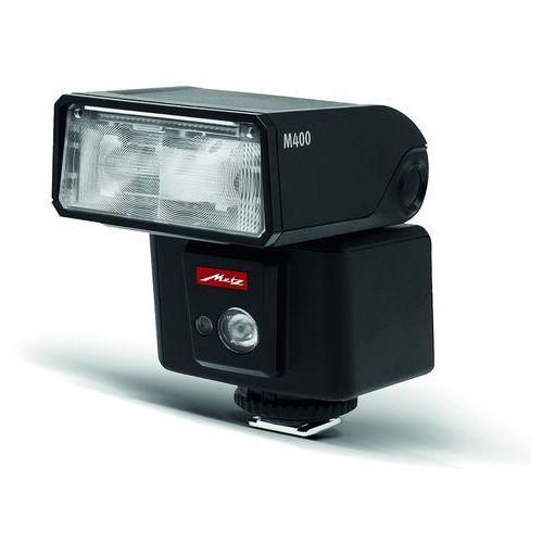 Lampa błyskowa metz lampa m400 canon - 004060199 darmowy odbiór w 20 miastach! marki Metz