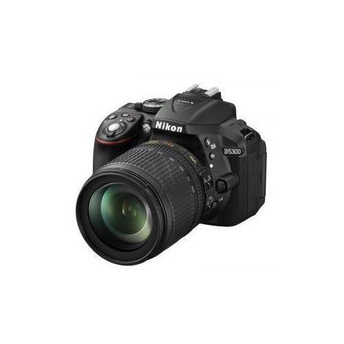 "OKAZJA - Aparat Nikon D5300 [ekran 3.2""]"