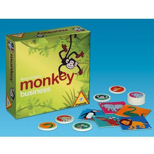 Monkey Business Piatnik (9001890720697)