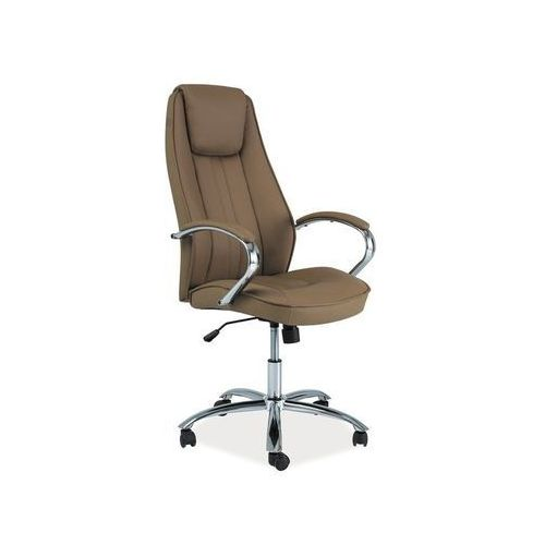 Signal Promocja - fotel q-036 brązowy ★ obsługa bez uwag - pozytywne opinie:-)