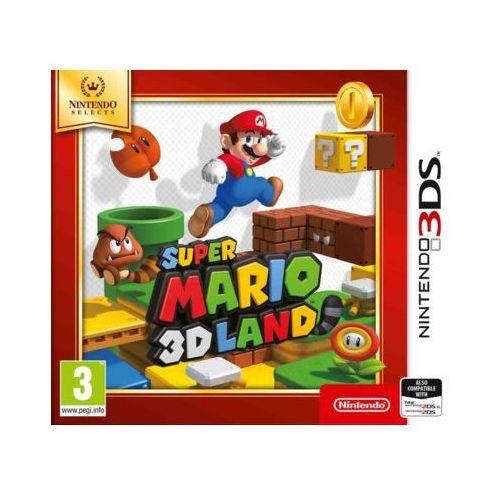Gra 3DS Super Mario 3D Land Selects