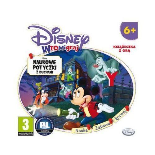 OKAZJA - Myszka Miki Naukowe potyczki z duchami (PC)