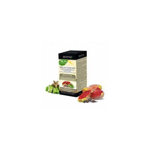 Serum olejowe z witaminami C+E oraz olejami z Opuncji figowej i Inca Inchi 30 ml