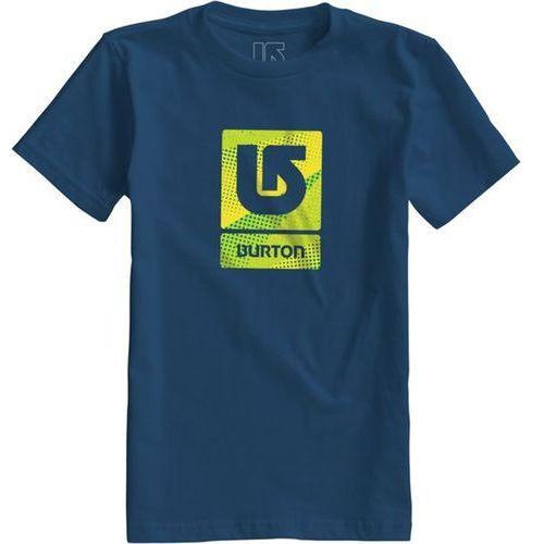 chłopięca koszulka BURTON - Boys Lg Vert Fll Ss Midnight (048) rozmiar: M
