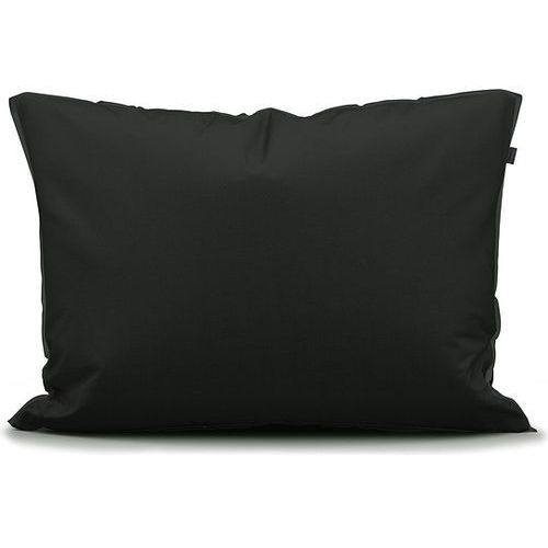 Poszewka na poduszkę Minte antracytowa 60 x 70 cm