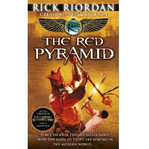 The Red Pyramid (544 str.)