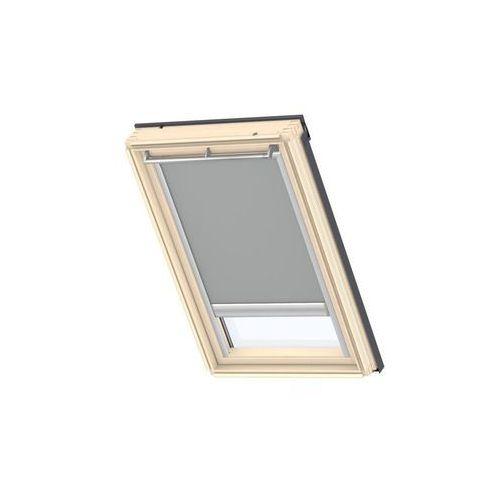 Velux Roleta zaciemniająca dkl mk06 szara 78 x 118 cm (5702326749209)
