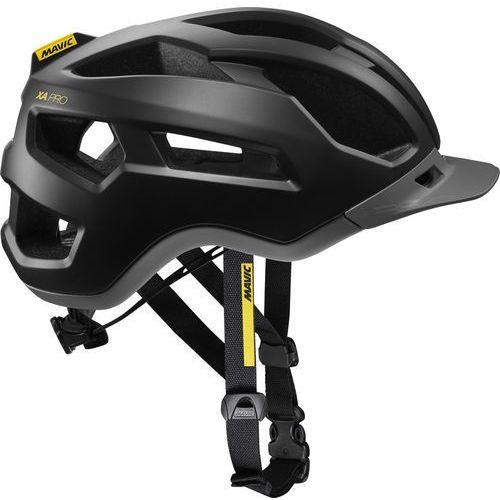 Mavic XA Pro Kask rowerowy Mężczyźni czarny L | 57-61cm 2018 Kaski MTB