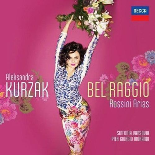 A Bel Raggio (CD Polska cena) - Dostawa zamówienia do jednej ze 170 księgarni Matras za DARMO (0028947857105)